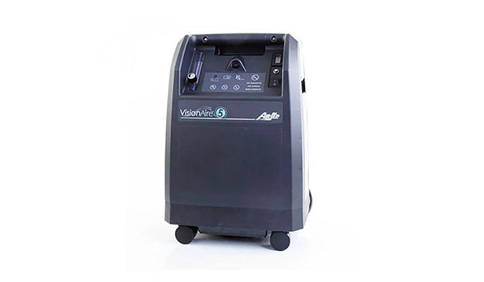 What is home oxygen concentrator